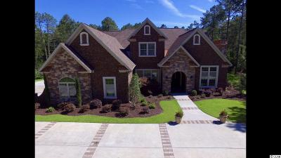 Single Family Home For Sale: 837 Red Wolf Trail