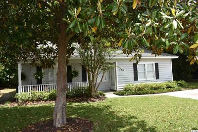 Murrells Inlet Single Family Home For Sale: 842 Planters Trace Loop