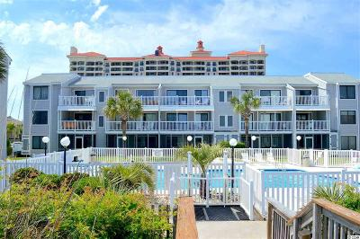 North Myrtle Beach Condo/Townhouse For Sale: 1820 N Ocean Boulevard #101E