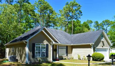 Pawleys Island Single Family Home For Sale: 130 Greenfield Drive