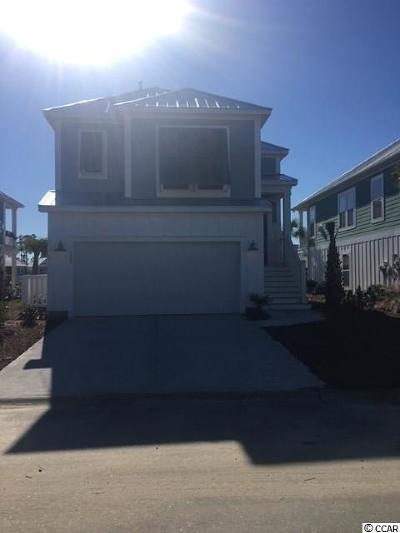 Murrells Inlet Single Family Home Active-Pend. Cntgt. On Financi: 100 Splendor Circle