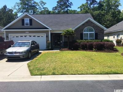 Murrells Inlet Single Family Home Active-Pend. Cntgt. On Financi: 4141 Eva Bay Dr