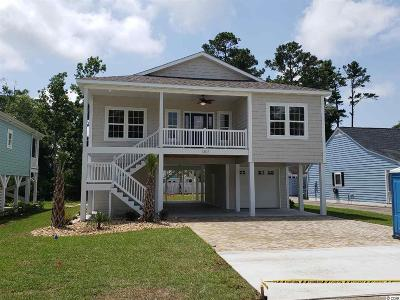 North Myrtle Beach Single Family Home Active-Pend. Cntgt. On Financi: 1307 S Hillside Drive