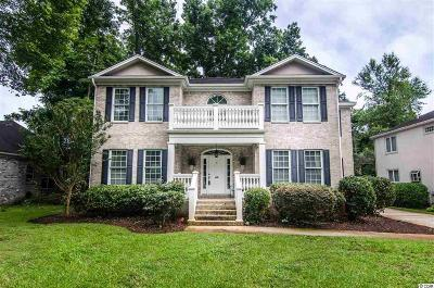 Myrtle Beach Single Family Home For Sale: 4909 Willow Lane