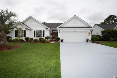 Myrtle Beach Single Family Home For Sale: 545 Wildflower Trail