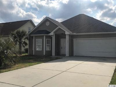 Longs Single Family Home Active-Pending Sale - Cash Ter: 604 Trap Shooter Circle