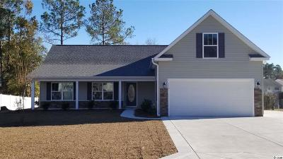Myrtle Beach Single Family Home For Sale: Tbd Antler Ridge Dr