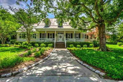 Myrtle Beach Single Family Home For Sale: 1489 Brookgreen Dr.