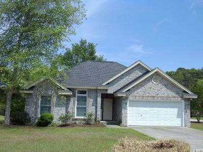 Myrtle Beach Single Family Home For Sale: 603 Hatteras River Road