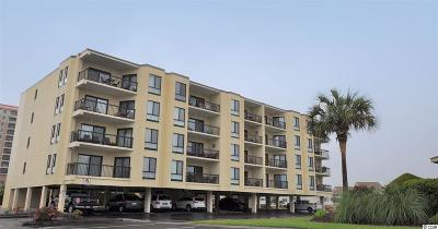North Myrtle Beach Condo/Townhouse For Sale: 1915 N Ocean Blvd #304 A
