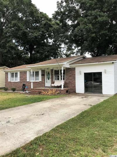 Myrtle Beach Single Family Home Active-Pend. Cntgt. On Financi: 5064 Watergate Drive