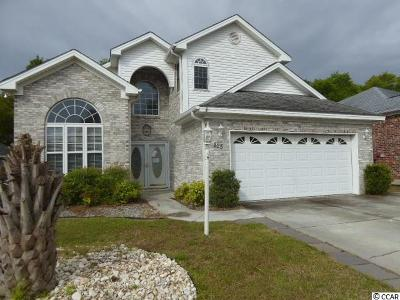 North Myrtle Beach Single Family Home For Sale: 825 Arbor Lane