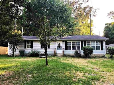 North Myrtle Beach Single Family Home For Sale: 1491 Harrelson Ave
