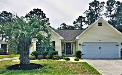 Myrtle Beach Single Family Home For Sale: 101 Vannoy Ct.