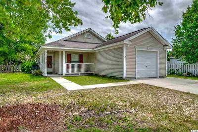 Myrtle Beach Single Family Home For Sale: 4700 Southgate Parkway
