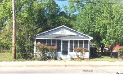 Conway Single Family Home Active-Pending Sale - Cash Ter: 932 Wright Blvd