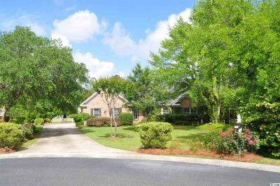 Conway Single Family Home For Sale: 8233 Forest Lake Dr