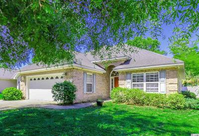Pawleys Island Single Family Home For Sale: 266 Crooked Oak Dr