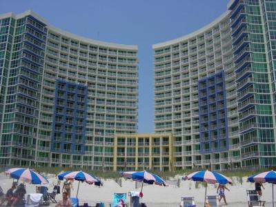 North Myrtle Beach Condo/Townhouse For Sale: 300 N Ocean Blvd #807 #807