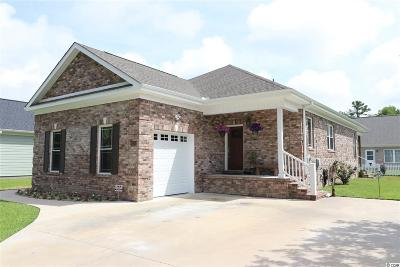Little River SC Single Family Home For Sale: $209,900