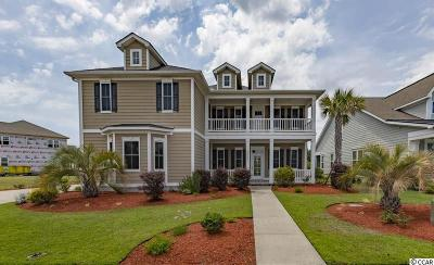 Myrtle Beach Single Family Home For Sale: 5220 Mt. Pleasant Drive