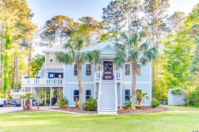 Pawleys Island Single Family Home For Sale: 93 Sweetgum Drive