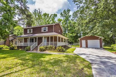 Myrtle Beach Single Family Home For Sale: 6 Cheyenne Road
