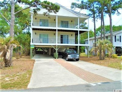 Surfside Beach Single Family Home For Sale: 304 S 12th Ave.