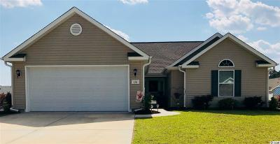 Conway Single Family Home For Sale: 116 Emily Springs Dr