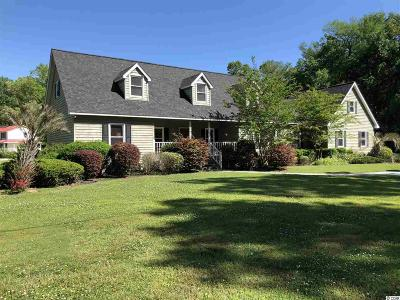 Horry County Single Family Home Active-Pending Sale - Cash Ter: 121 Sherwood Dr.