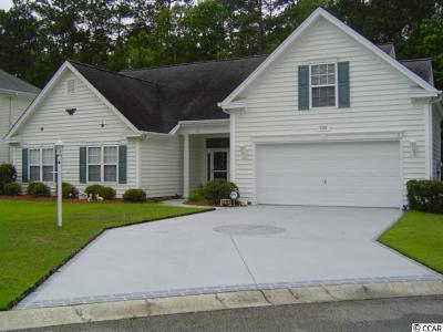 Murrells Inlet Single Family Home For Sale: 1101 Preston Place