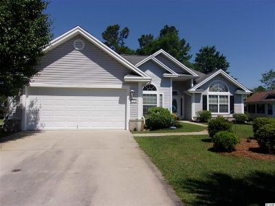 Myrtle Beach Single Family Home For Sale: 283 Catawba River Road