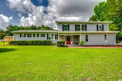 Conway Single Family Home For Sale: 1305 Dirty Branch Rd