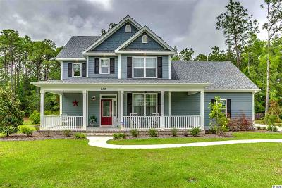 Pawleys Island Single Family Home Active-Pend. Contingent Contra: 732 Savannah Drive