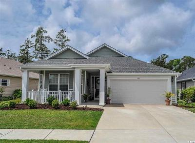 Murrells Inlet Single Family Home For Sale: 589 Grand Cypress Way