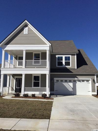Myrtle Beach, North Myrtle Beach Single Family Home For Sale: 2449 Goldfinch Drive