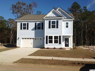 Myrtle Beach, North Myrtle Beach Single Family Home For Sale: 2448 Goldfinch Drive