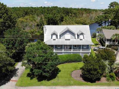 Pawleys Island Single Family Home For Sale: 289 Boyle Dr.