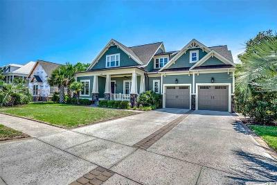 North Myrtle Beach Single Family Home For Sale: 1105 Marsh Point Pl