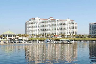 North Myrtle Beach Condo/Townhouse For Sale: 4801 Harbour Pointe Dr #1003