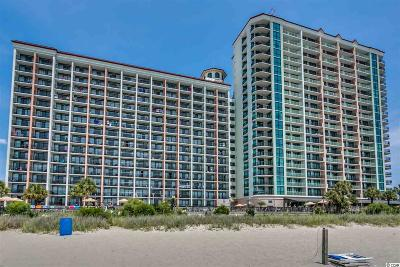 Myrtle Beach, North Myrtle Beach Condo/Townhouse For Sale: 3000 N Ocean Blvd. #1905