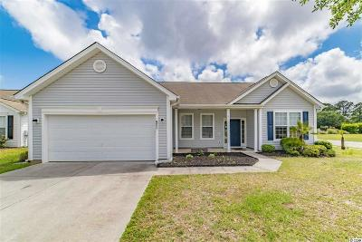 Myrtle Beach Single Family Home For Sale: 500 Saddlebrook Ct.