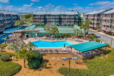 North Myrtle Beach Condo/Townhouse For Sale: 212 N 2nd Ave #264