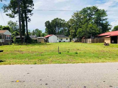 Garden City Beach SC Residential Lots & Land Active-Pend. Cntgt. On Financi: $110,000