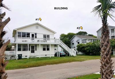 North Myrtle Beach Multi Family Home For Sale: 2018 Perrin Dr.