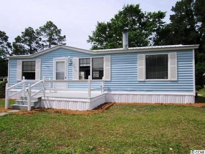 Garden City Beach Single Family Home For Sale: 30 Seaway Lane