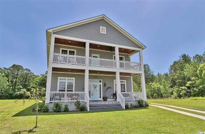 North Myrtle Beach Single Family Home For Sale: 309 Spartina Ct