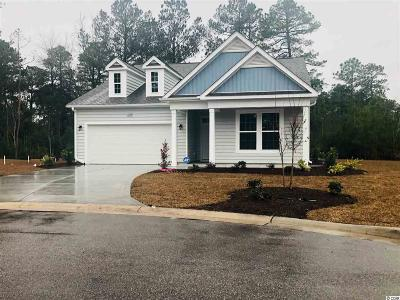 Myrtle Beach Single Family Home Active-Pend. Cntgt. On Financi: 5728 Cottonseed Court