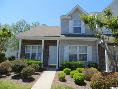 Myrtle Beach Condo/Townhouse For Sale: 1028 Palisade Circle #2501