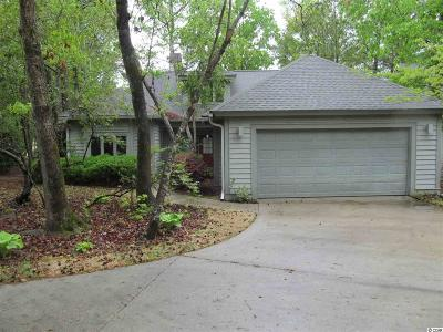 North Myrtle Beach Single Family Home For Sale: 1808 Topsail Lane